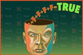 The more times you're fed false information, the more likely you'll think you remembered seeing or hearing it as true elsewhere.