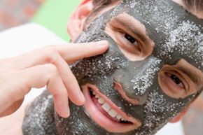 You can use a simple scrub or an entire exfoliation mask. See more men's health pictures.