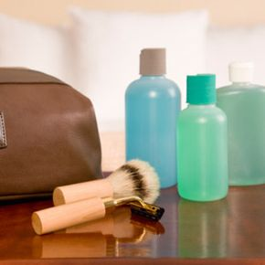 Even those who travel light need to carry some basic items.
