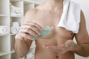 Men generally have oiler skin than women do, but they should choose a moisturizer based on their skin type, not their gender. See more personal hygiene pictures.