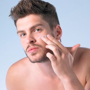 Sensitive skin can bring the toughest dude to his knees, but a little education can help alleviate the irritation. See more pictures of ways to get beautiful skin.
