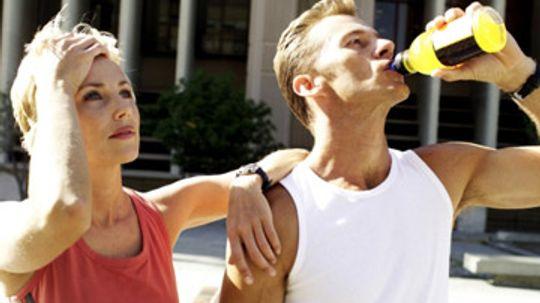 Why do men sweat more than women?
