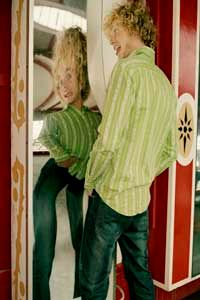 What we see in the mirror can be different from what others perceive when they look at us. See more pictures of emotions.