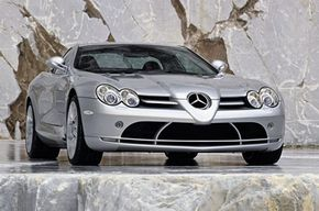 Image Gallery: Sports Cars McLaren Mercedes. See more pictures of sports cars.