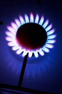 Methane gas is more harmful than carbon dioxide.