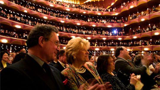 How the Metropolitan Opera Works