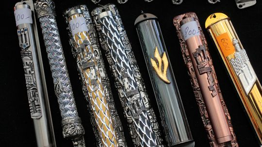 What's a Mezuzah and What's Inside the Case?