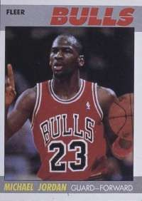 """Michael Jordan silenced rumors that he """"had lost a step,"""" when he soared for a reverse slam in the 1996 playoffs. See more pictures of basketball."""