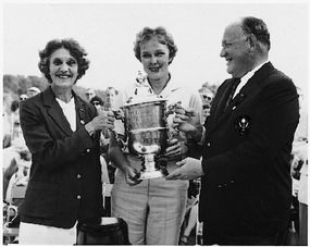 Mickey Wright's accurate and consistent play led her to 82 LPGA victories.