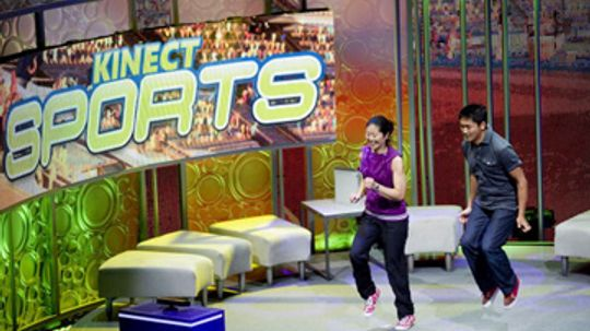 How Microsoft Kinect Works