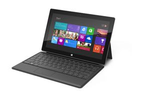 Microsoft designed the Surface tablet to be a PC in tablet form.