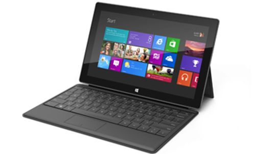 How Microsoft Surface Tablets Work