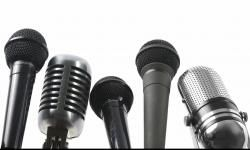 There are many different types of microphones. See more audio tech pictures.