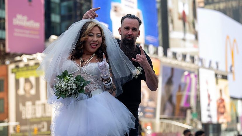 Mimi Kim and Ken Lascar wedding