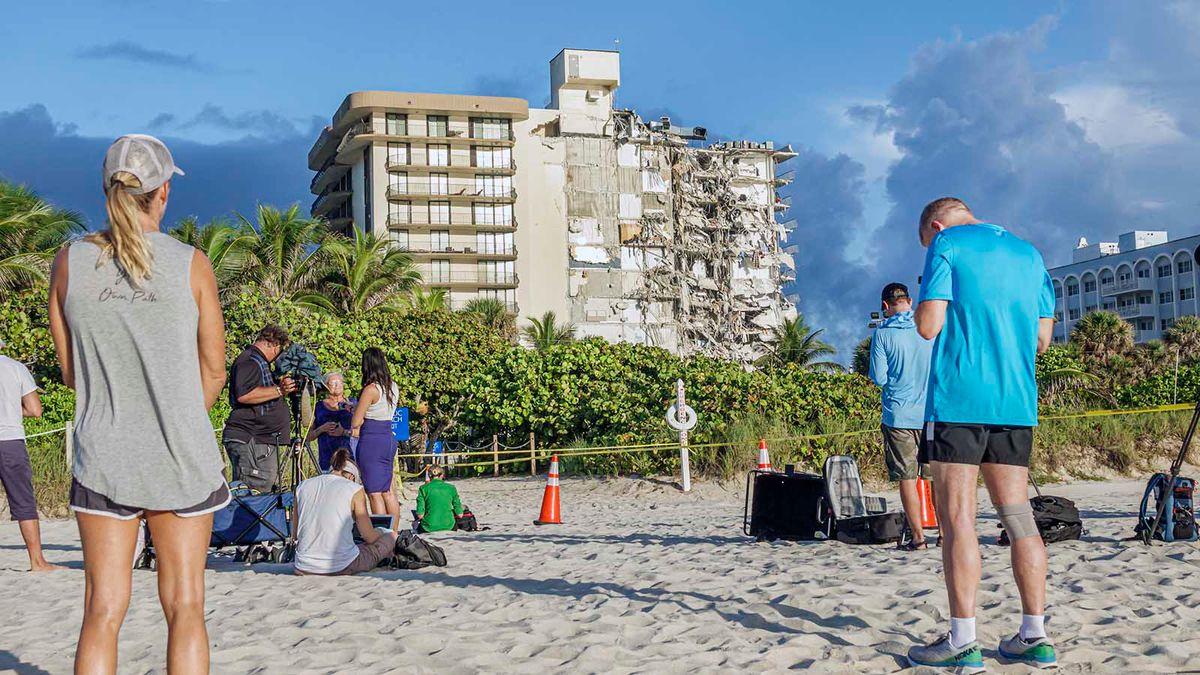 ¿Por qué se derrumbó el edificio de apartamentos de Miami?