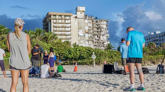 Why Did the Miami Apartment High Rise Collapse?