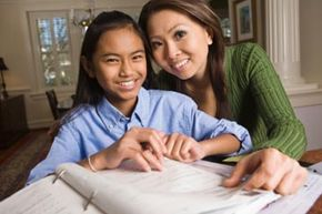 Your middle-schooler is going to get tougher homework assignments, but how do you know when to help her and when to let her do it herself?