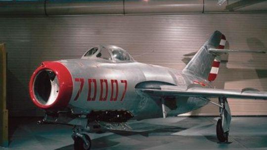 Mikoyan-Guryevich MiG-15