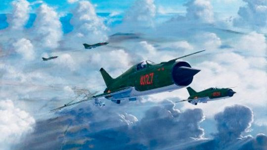 Mikoyan-Guryevich MiG-21