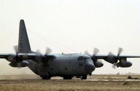 U.S. Air Force C-130 Hercules aircraft
