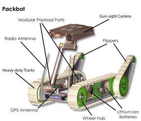 Packbot Explorer