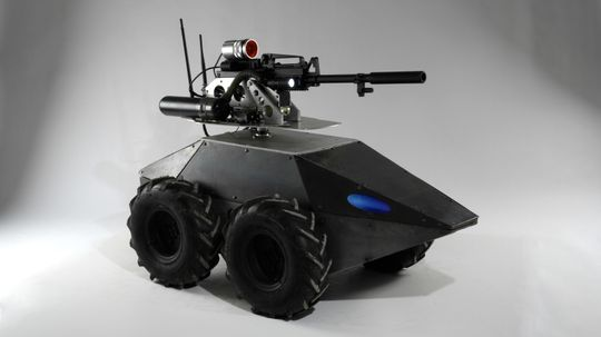 How Military Robots Work