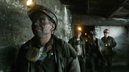 Could a wireless radio network save a miner's life?