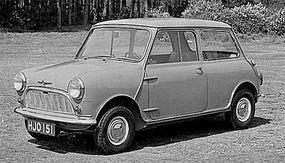 1959 Mini Cooper. See more Mini Cooper images.