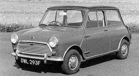 1961 Mini Cooper