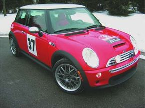 Limited Edition Rally MINI Cooper