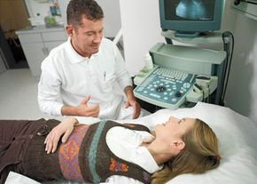 An ultrasound can reveal a missed miscarriage.