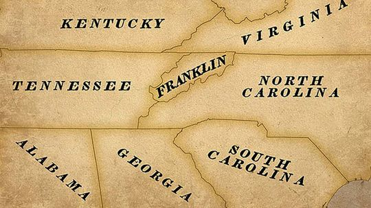 The Missing States of the United States