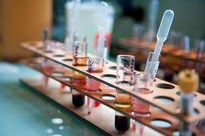 Bone marrow transplants can cause criminal mix-ups.