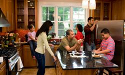 They say the kitchen is the heart of the home, but it easily can become useless if it's not functional. See more pictures of home design.
