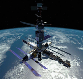 Mir space station was the jewel of Russia's space program for more than 15 years. See more space exploration pictures.