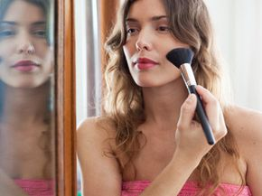 Mirrors are part of our everyday lives, but contemporary mirrors haven't been around forever.
