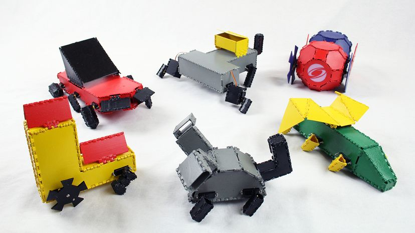 MIT's Interactive Robogami system enables users to create customized robots using a wide range of designs. MIT/CSAIL