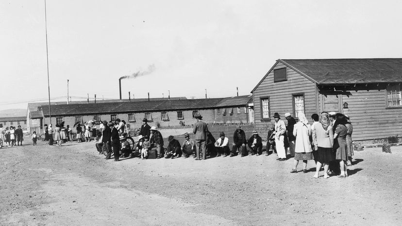 Tule Lake Relocation Center Center