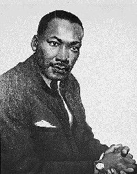 Reverend Dr. Martin Luther King, Jr.