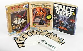 Classic 3-D role-playing games: one player, many floppies