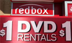Download the Redbox app to your phone and you'll be able to pinpoint one of these movie machines in a jiffy.