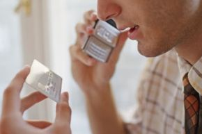 Is there anything you can do to secure credit card transactions made over a smartphone?