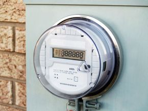 A smart meter, when paired with energy monitoring software or devices, can provide extensive information about your home energy usage. See more green science pictures.