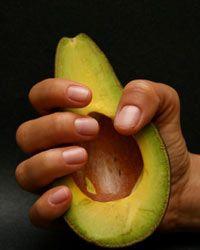 Unusual Skin Care Ingredients Image Gallery Half for guacamole, half for your epidermis. See more pictures of unusual skin care ingredients.