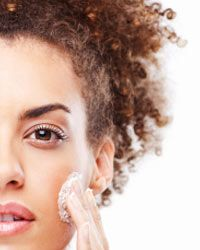 Yes, you really can apply moisturizer incorrectly. As a rule of thumb, you want to use gentle strokes in an outward motion.