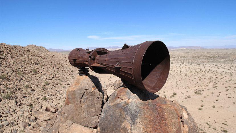 Mojave Megaphone