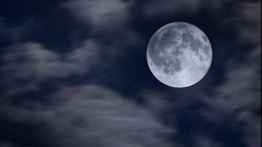 How can the moon give us clean energy?