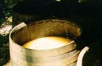 Mash barrel