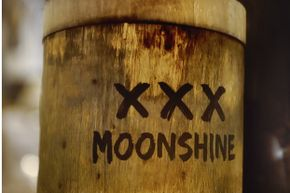 In the past, if you saw a whiskey jug marked XXX that meant you were dealing with some very potent stuff.
