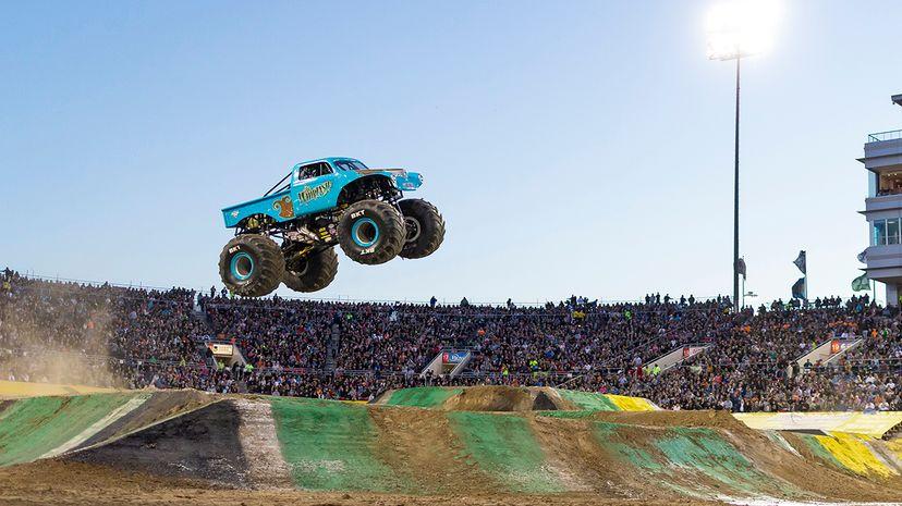 whiplash Monster Truck Jam